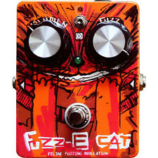 Paradox Fuzz-E Cat Fuzz/Modulation Guitar Effects Pedal