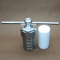 25ml,Hydrothermal Autoclave Reactor with PTFE Chamber Hydrothermal Synthesis