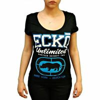 Ecko MMA Ladies Dedication T Shirt MMA UFC Fightwear