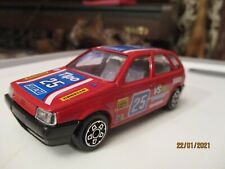 BURAGO FIAT TIPO 1/43 No Packaging  10cm long