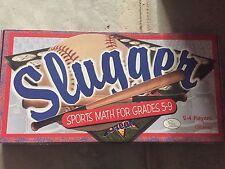 Slugger Sports Math For Grades 4-8, 2-4 Players by Creative Teaching Associates
