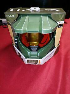 Halo Infinite Master Chief Spartan Helmet Wearable Costume Cosplay Halloween