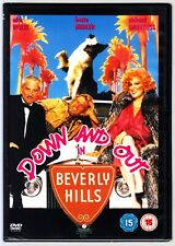 Down and out in Beverly Hills 5017188814294 With Nick Nolte DVD Region 2