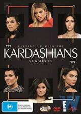 KEEPING UP WITH THE KARDASHIANS - SEASON 13 -  DVD - UK Compatible