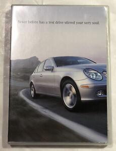 2003 03 Mercedes Benz E Class  DVD sales Promo Release