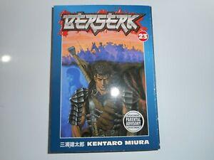 Berserk Volume 23 by Kentaro Miura (2008, Trade Paperback) ENGLISH