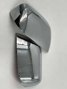For 2008-2012 Ford Escape Chrome Mirror Covers Caps Pair
