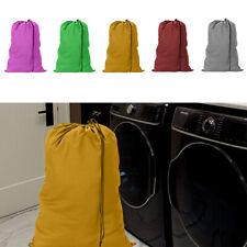 "1 Laundry Bag Extra Large Washable Heavy Duty Hamper Drawstring College 29""X40"""