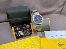 Breitling Aerospace E65062 Chronograph Titanium + NATO Strap Full Paper Set