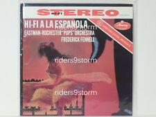 Hi-Fi A La Espanola Fennell Classic Records 180 Gram Audiophile 33 RPM LP Sealed