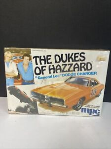 The Dukes of Hazzard Dodge Charger car model Sealed MPC 1979 Warner Bros.