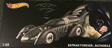 HOTWHEELS - 1:18 diecast - Batman Forever - Batmobile