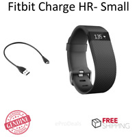 Fitbit Charge HR FITNESS WATCH Activity Heart Rate + Sleep Wristband - Small