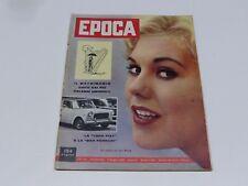 RIVISTA EPOCA N° 505 DEL 1960 FIAT 1300 FERRARI 850 ( SC)