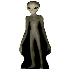 ALIEN Lifesize CARDBOARD CUTOUT Standup Standee Poster Extraterrestrial Creature