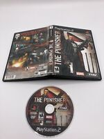 Sony PlayStation 2 PS2 Disc Case No Manual Tested The Punisher Ships Fast