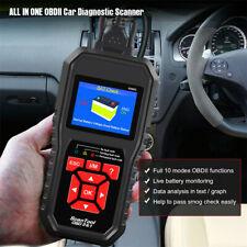 Black KW850 OBD2 / EOBD / CAN Auto Diagnostic Scanner Code Reader Hand Tools