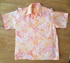 Made in Hawaii Aloha Shirt 60's Vintage