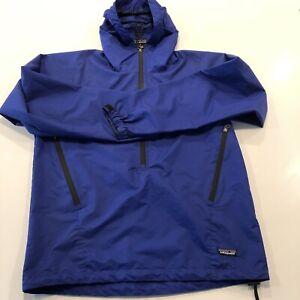 Patagonia Women's Super Alpine Jacket Size Small Purple/Blue