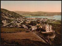 6 Old Photos Barmouth Bridge Cader Idris Estuary Porkington Terrace, Poster NEW