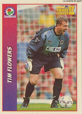 N°078 TIM FLOWERS BLACKBURN ROVERS STICKER MERLIN PREMIER LEAGUE 1997