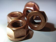 turbo manifold nuts ford 2.3 e6 xr4ti lock nut stud garrett t3 gt28 10mm x 1.5
