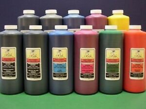 11x1L Bottles of InkOwl Compatible Ink for EPSON 7900 9900