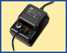 Transformator stufenlos regelbar, transformer, - 12-15VDC - 27VA -