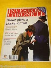 INVESTORS CHRONICLE - EMERGING MARKETS - JUNE 13 1007