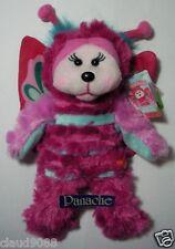 """SKANSEN BEANIE KID  """"DAINTY THE BUTTERFLY BEAR JANUARY 2013"""" PREM. EXL MWMT"""