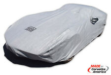 1968-1982 C3 Corvette Max Tech 4-Layer Outdoor Car Cover - Gray MAXTECH