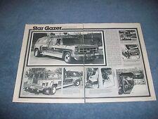 "1977 GMC 1-Ton Custom Crew Car Dually Vintage Article ""Star Gazer"""