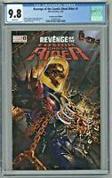 Revenge of the Cosmic Ghost Rider #1 CGC 9.8 Scorpion Comics Edition Crain Cover