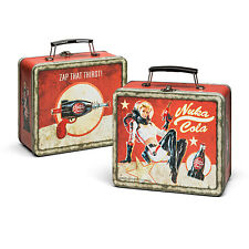 FALLOUT OFFICIAL LICENSED NUKA COLA THIRST ZAPPER GIRL PINUP LUNCHBOX BRAND NEW