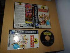 Jeux vidéo pour plateformes pour Sega Saturn SEGA