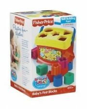 Mattel K7167 Fisherprice - Baby's First Blocks