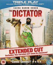 The Dictator <> Sacha Baron Cohen <> Triple Play (Blu-Ray, DVD & Digital Copy)