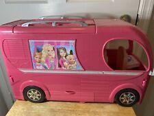 2014 Barbie Dream Camper Van Rv Motor Home