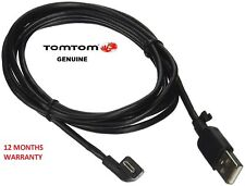 GENUINE TOMTOM GO820 LIVE / GO825 LIVE / USB CAR CHARGER DATA CABLE- WARRANTY