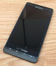 Motorola Droid X2 MB870 (Verizon) CDMA Black Touch Screen Cell Phone **READ**
