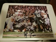 Kyler Elsworth signed 8x10 photo Michigan State Rose Bowl autographed