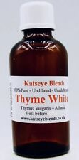Thyme White Essential Oil x 50ml Therapeutic Grade 100% Pure