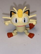 Japan Nintendo Tomy Pokemon Monster Collection Meowth Figure Kid Toy 2007