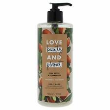 Setof3 Love Beauty And Planet Majestic Moisture Body Wash Shea Butter&Sandalwood