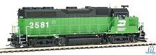 42153 Walthers Proto GP35 Ph 2 Burlington Northern BN #2581 Soundtraxx & DCC HO
