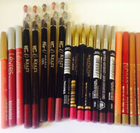 OLAY MAX FACTOR KRAZY GIRL BOURJOIS BROWN PINK RED LIP LINER PENCIL *CHOOSE*