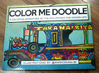 Color Me Doodle Philippines Coloring Book