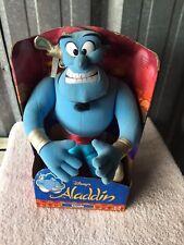 Disney Genie Plush Doll from Aladdin with Tuxedo New