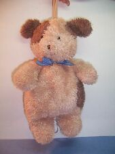 Carters Child Of Mine Musical Pull Blue Dog Puppy - Old Macdonald Had A Farm Ex