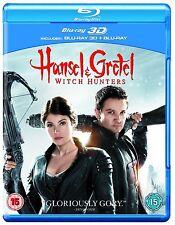 Hansel & Gretel: Witch Hunters 3D (Blu-ray 3D + Blu-ray)